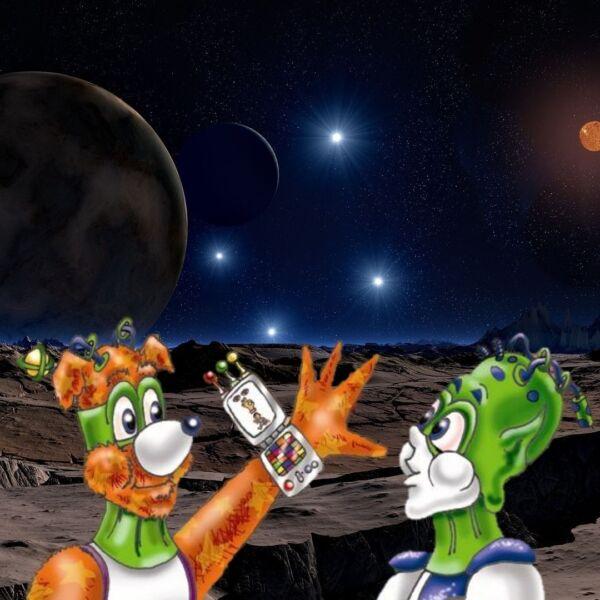 Alien Adventures