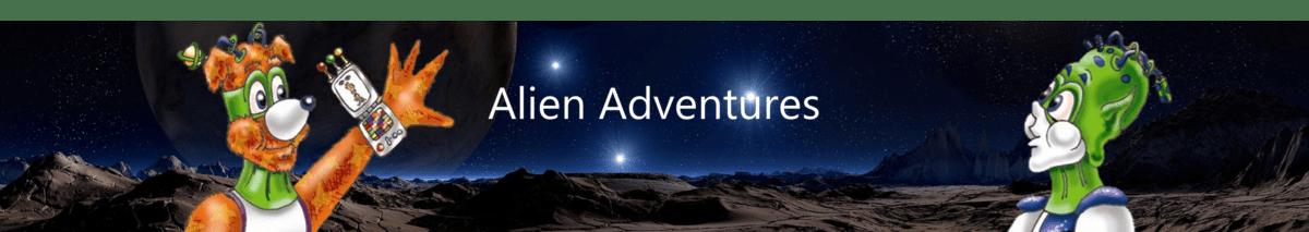 HAPkey & INO Alien Adventures