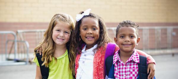 Benefits children 3-5 & 6-12 years old