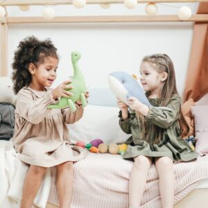 Equip children with core-foundation social skills